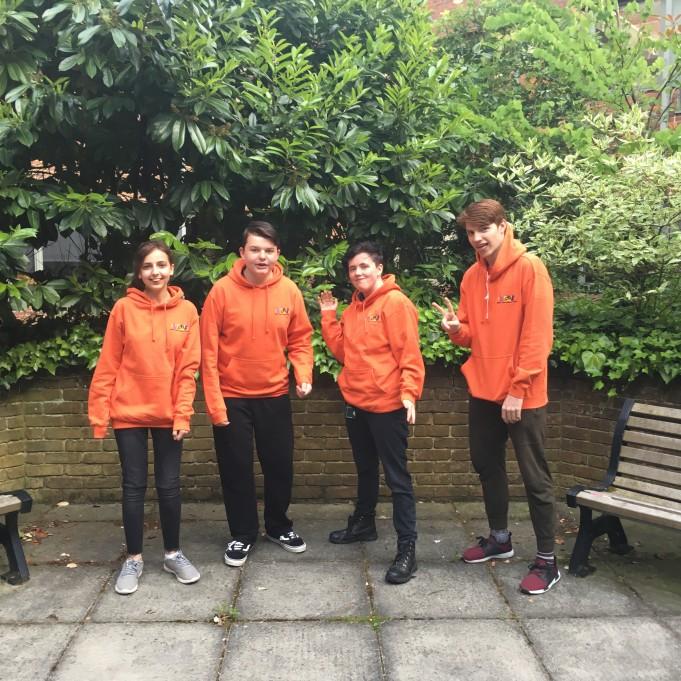 syas members hoodies